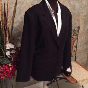 Sag harbor Stretch woman🌹suit jacket coat blazer.